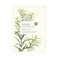 Natural Tea Tree Mask Sheet - Маска тонизирующая