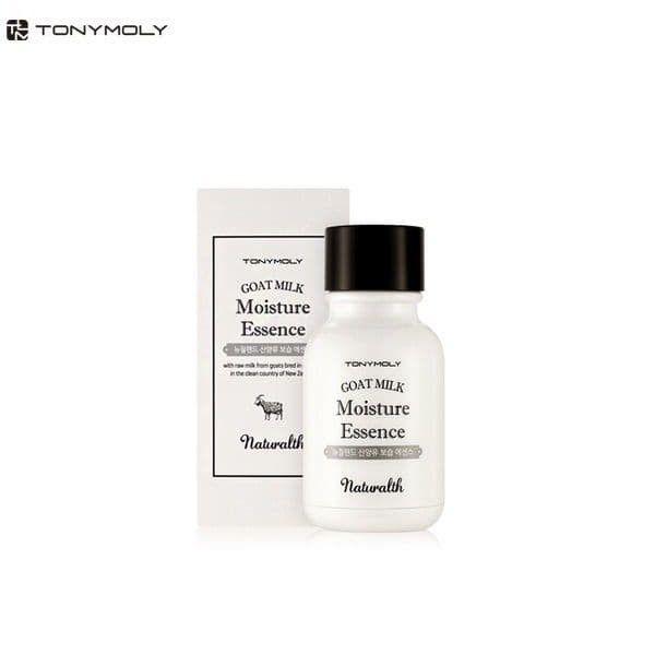Naturalth Goat Milk Moisture Essence - Эсенция на основе козьего молока