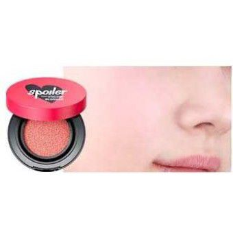 TonyMoly Spoiler Mini Cushion Blusher 01 - Румяна