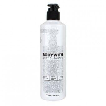 TonyMoly Body With Moisture Body Cleanser - Увлажняющий гель для душа