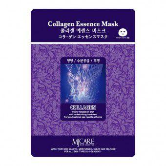 Mijin Collagen Essence Mask - Маска коллагеновая