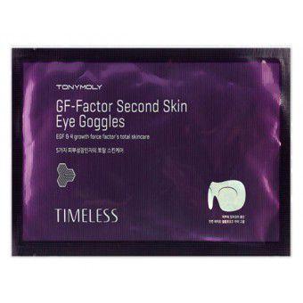TonyMoly Timeless GF-Factor Second Skin Eye Goggles - Подтягивающая маска против морщин для глаз