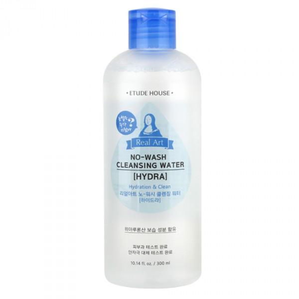 Купить со скидкой Real Art Nowash Cleansing Water Hydra - Мицелярная вода