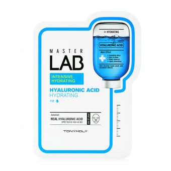 TonyMoly Master Lab Hyaluronic Acid Mask - Маска тканевая с гиалуроновой кислотой