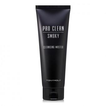 TonyMoly Pro Clean Smoky Cleansing Master - Очищающее средство для лица