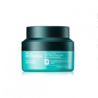 TonyMoly The Fresh Phytoncide Pore Gel Cream - Освежающий гель-крем для лица