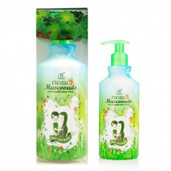 Gain Cosmetics Muscovado Anti Trouble Hair Wash - Органический шампунь