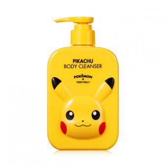 TonyMoly Pikachu Body Cleanser ( Pokemon Edition ) - Гель для душа