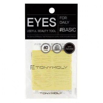 TonyMoly Eyelash Tape Basic - Скотч для создания второго века