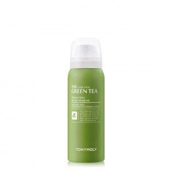 TonyMoly The Chok Chok Green Tea Watery Mist - Мист для лица с экстрактом зеленого чая