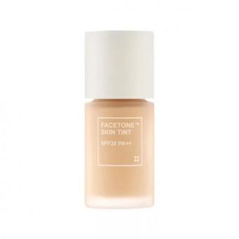 TonyMoly Facetone Skin Tint P01 - Тональная основа