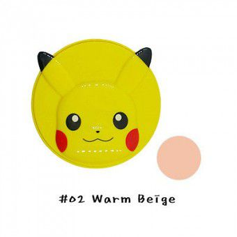 TonyMoly Pikachu BB Cushion ( Pokemon Edition ) 02 - ББ кушон