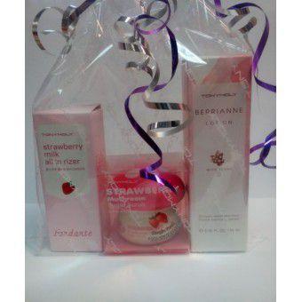 TonyMoly Pink Set 2 - Набор средств для увлажнения кожи