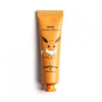 TonyMoly Hand Cream (Pokemon Edition) Eevee - Увлажняющий крем для рук