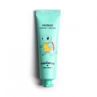 TonyMoly Hand Cream (Pokemon Edition) Kkobuki - Увлажняющий крем для рук