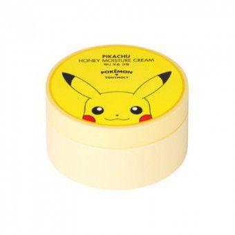 TonyMoly Pikachu Honey Moisture Cream ( Pokemon Edition ) - Увлажняющий крем с экстрактом меда