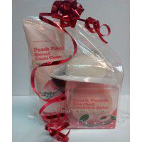 Peach Set - Набор для очищения кожи - Набор для очищения кожи
