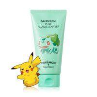 Pokemon Foam Cleanser Isanghessi pore - Пенка для умывания для очищения пор