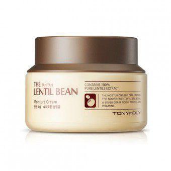 TonyMoly The Tan Tan Lentil Bean Moisture Cream - Крем с экстрактом чечевицы для комбинированной и жирной кожи