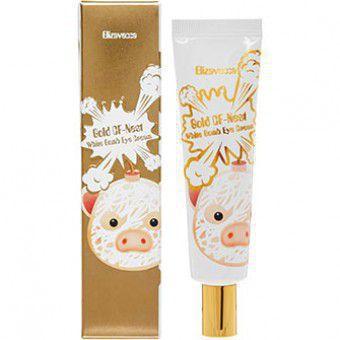 Elizavecca Gold CF Nest White Bomb Eye Cream -  Крем для глаз с экстрактом ласточкиного гнезда