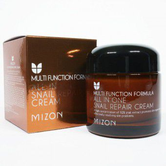 Mizon All In One Snail Repair Cream - Улиточный крем
