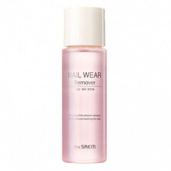 The Saem Nail Wear Remover - Жидкость для снятия лака