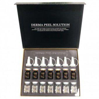 Ellevon Derma Peel Solution - Пилинг с комплексом натуральных экстрактов