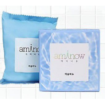 Aminow Dew Soap - Ультраувлажняющее, восстанавливающее водный баланс кожи мыло для лица с комплексом аминокислот