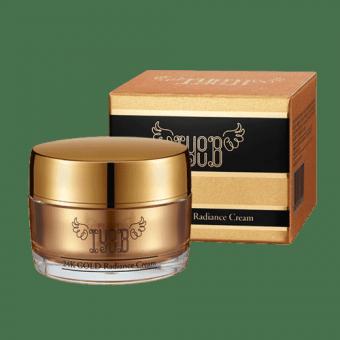 Iyoub 24K Gold Radiance Cream - Крем для лица с золотом