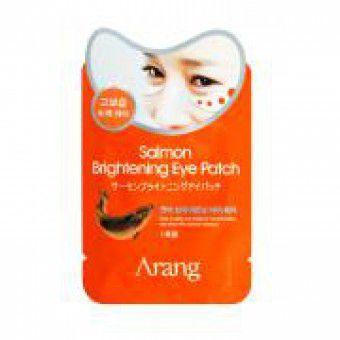 Arang Salmon Brightening Eye Patch - Патчи для кожи вокруг глаз с экстрактом икры лосося осветляющие