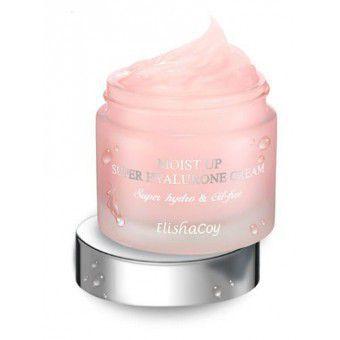 ElishaCoy  Moist Up Super Hyalurone Cream - Увлажняющий крем с гиалуроновой кислотой