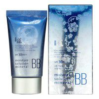 Lotus Moisture Solution Mineral Bb Cream SPF 30 PA++ - Минеральный ББ Крем
