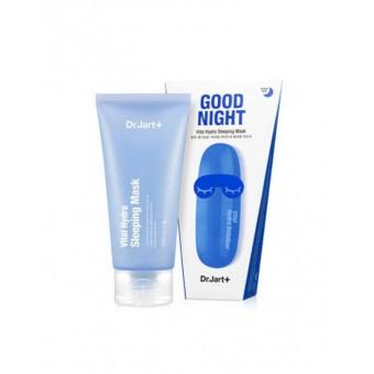 Dr.Jart+ Good Night Vital Hydra Sleeping Mask - Ультраувлажняющая ночная маска с гиалуроновой кислотой