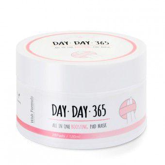 Wish Formula Day Day 365 All in One Boosting Pad Mask - Обновляющие, выравнивающие тон кожи диски для лица