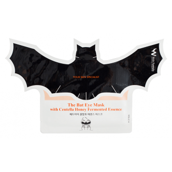 Wish Formula The Bat Eye Mask with Centella Honey Fermented Essence - Маска с ферментированной медовой эссенцией и экстрактом Центеллы азиатской