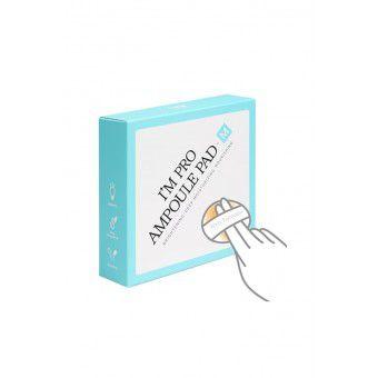 Wish Formula I'm Pro Ampoule Pad – M - Экстраувлажняющие и питательные диски для лица с муцином улитки