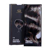 7 Days Steam Hair Pack - Маска-шапочка для термообертывания, интенсивное восстановление  и уход за волосами