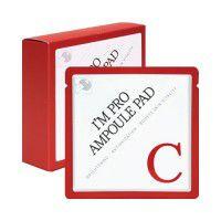 I'm Pro Ampoule Pad-C - Диски для лица с Витамином С (10%) и Комплексом масел