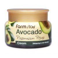 Avocado Premium Pore Cream - Отбеливающий лифтинг - крем на основе экстракта авокадо