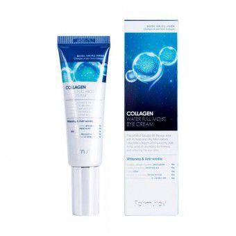 Farm Stay Collagen Water Full Moist Eye Cream - Увлажняющий крем для зоны вокруг глаз с коллагеном