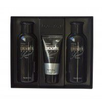 Visible Difference Black Snail Homme Set - Мужской набор с муцином улитки