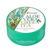 Aloe Vera & Green Tea Hydrogel Eye Patch - Патчи гидрогелевые алоэ и зеленый чай