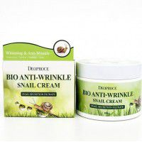 Bio Anti-Wrinkle Snail Cream - Биокрем против морщин с экстрактом улитки