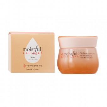 Etude House Moistfull Collagen Eye Cream - Увлажняющий крем с коллагеном для кожи вокруг глаз