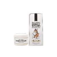 Silky Creamy Donkey Steam Moisture Milky Cream - Увлажняющий паровой крем на основе ослиного молока