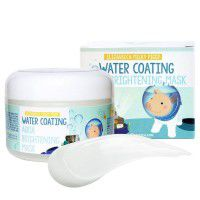 Water Coating Aqua Brightening Mask - Маска ночная увлажняющая