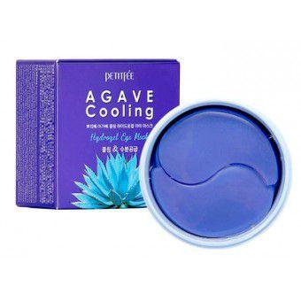 Petitfee Agave Cooling Hydrogel Eye Patch - Охлаждающие гидрогелевые патчи для век с экстрактом агавы