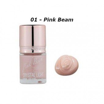 TonyMoly Crystal Light 01 Pink Beam - Хайлайтер