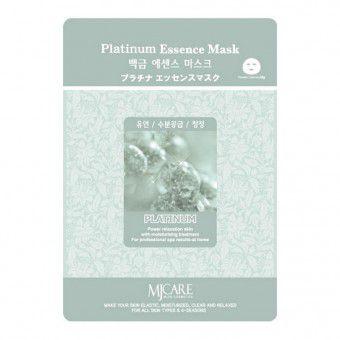 Mijin Platinum Essence Mask - Маска антивозрастная
