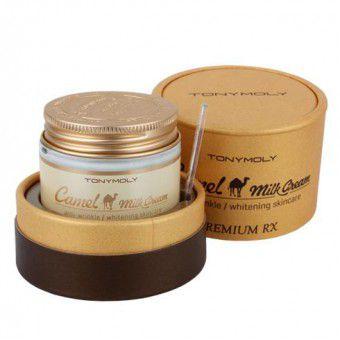 TonyMoly Premium RX Camel Milk Cream - Крем для лица с содержанием верблюжьего молока